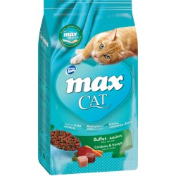 MAX CAT BUFFET SR FRANGO -POLLO