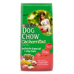DOG CHOW CACHORRITAS