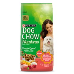DOG CHOW HEMBRAS