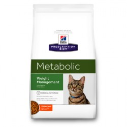 HILL´S GATO METABOLIC
