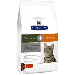 HILL´S GATO METABOLIC + URINARY