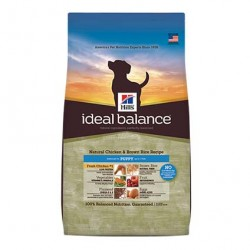 HILL´S IDEAL BALANCE CACHORROS ARROZ Y POLLO