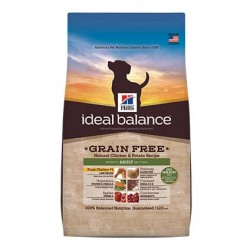HILL´S IDEAL BALANCE GRAIN FREE POLLO Y PATATAS