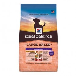 HILL´S IDEAL BALANCE MATURE POLLO Y ARROZ