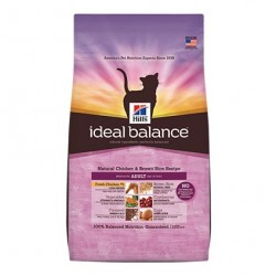 HILL´S IDEAL BALANCE GATO ADULTO - POLLO Y ARROZ
