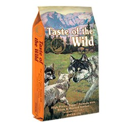 TASTE OF THE WILD HIGH PRAIRIE PUPPY - BISONTE Y CIERVO