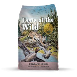 TASTE OF THE WILD LOWLAND CREEK 14 LB