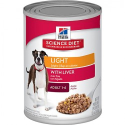 HILL´S LATA PERRO LIGHT 370 GR