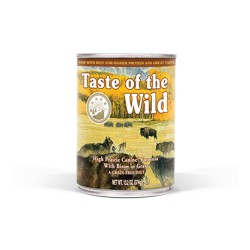 TASTE OF DE WILD HIGH PRAIRIE CANINE LATA 13.2 oz