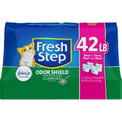 (NUEVA PRESENTACION) FRESH STEP 42 LB PACK FOR 4 UNIT